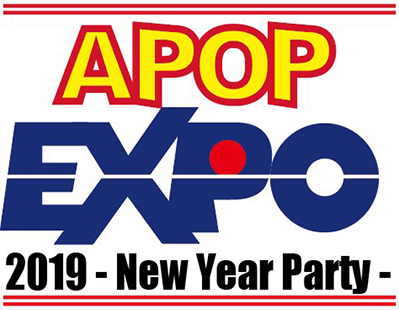 APOP EXPO 2019 - NEW YEAR PARTY -